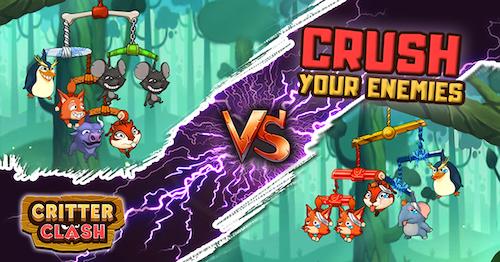 Critter Clash Ekran Görüntüleri - 1