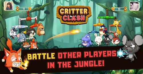 Critter Clash Ekran Görüntüleri - 2