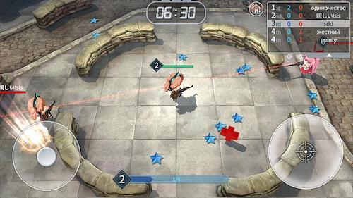 Gun&Girls.io Ekran Görüntüleri - 3