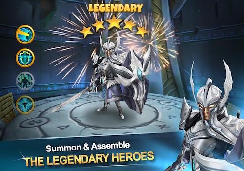 Heroes Guardian Ekran Görüntüleri - 1