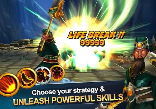 Heroes Guardian Ekran Görüntüleri - 3