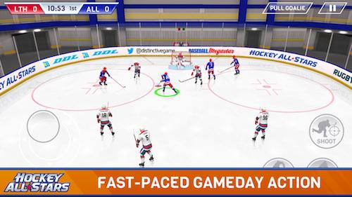 Hockey All Stars Ekran Görüntüleri - 1