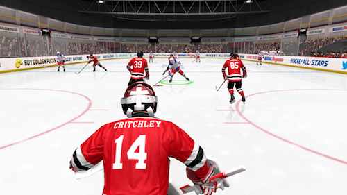 Hockey All Stars Ekran Görüntüleri - 3