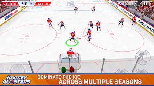 Hockey All Stars Ekran Görüntüleri - 6