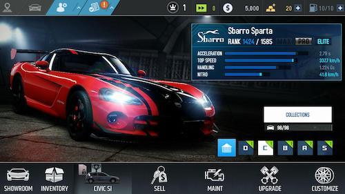 Mr. Car Drifting Ekran Görüntüleri - 4