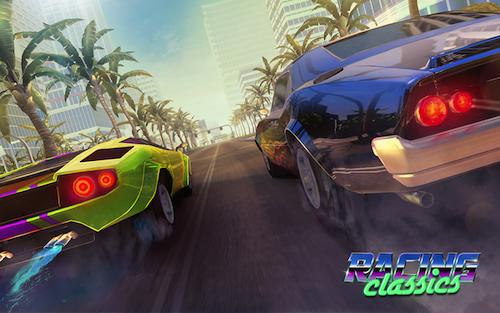 Racing Classics Ekran Görüntüleri - 3