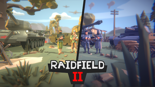 Raidfield 2 Ekran Görüntüleri - 1