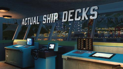 Ship Sim 2019 Ekran Görüntüleri - 3