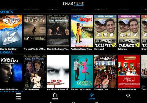 SnagFilms Ekran Görüntüleri - 3