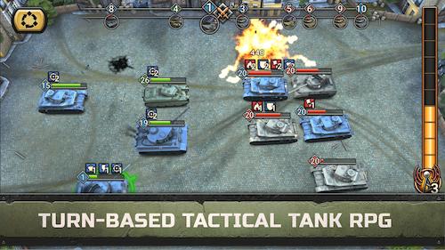 Tank Command Ekran Görüntüleri - 1
