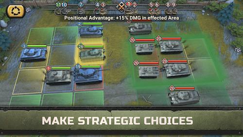 Tank Command Ekran Görüntüleri - 5