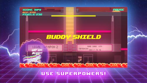Top Run: Retro Pixel Adventure Ekran Görüntüleri - 2