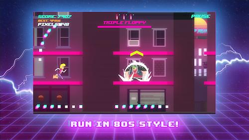 Top Run: Retro Pixel Adventure Ekran Görüntüleri - 4