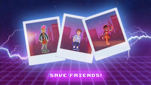 Top Run: Retro Pixel Adventure Ekran Görüntüleri - 6