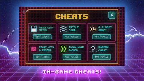 Top Run: Retro Pixel Adventure Ekran Görüntüleri - 7