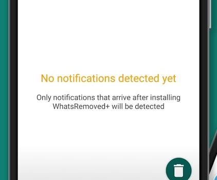 WhatsRemoved+ Ekran Görüntüleri - 1