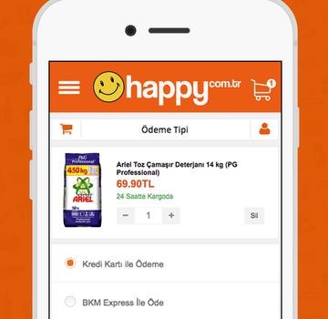 Happy.com.tr Ekran Görüntüleri - 3