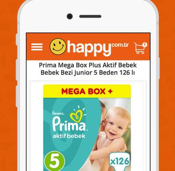 Happy.com.tr Ekran Görüntüleri - 4