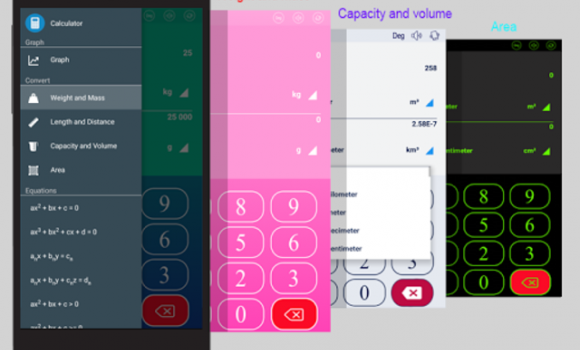 HiEdu Bilimsel Hesap Makinesi Ekran Görüntüleri - 15