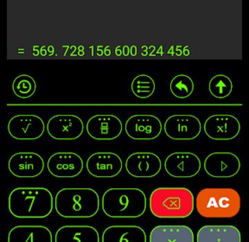 HiEdu Bilimsel Hesap Makinesi Ekran Görüntüleri - 16