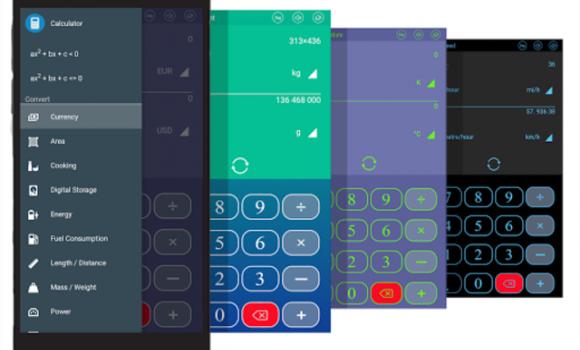 HiEdu Bilimsel Hesap Makinesi Ekran Görüntüleri - 7
