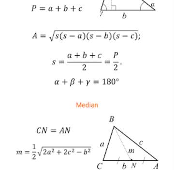 HiEdu Math Formulas Ekran Görüntüleri - 4