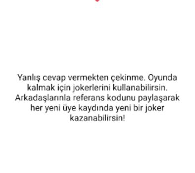 Türkiye Yarışta Ekran Görüntüleri - 3