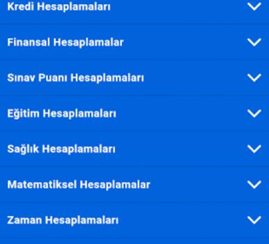 Hesaplama.NET Ekran Görüntüleri - 1