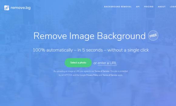 Remove Image Background Ekran Görüntüleri - 1