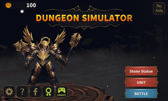 Dungeon Simulator 1 - 1