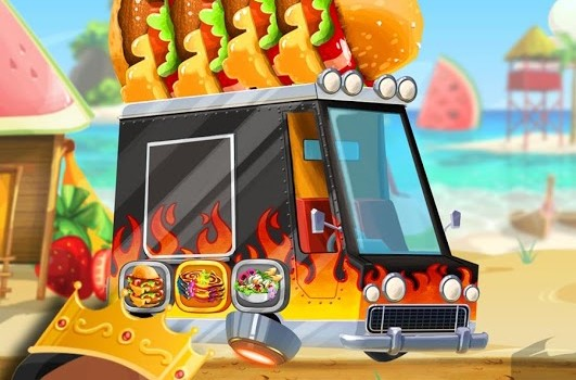Foodgod's Food Truck Frenzy 3 - 3