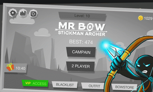 Mr Bow 1 - 1