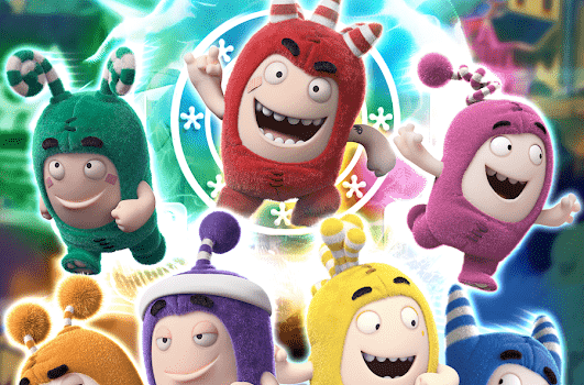 Oddbods Turbo Run 4 - 4