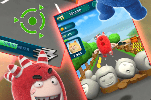 Oddbods Turbo Run 1 - 1
