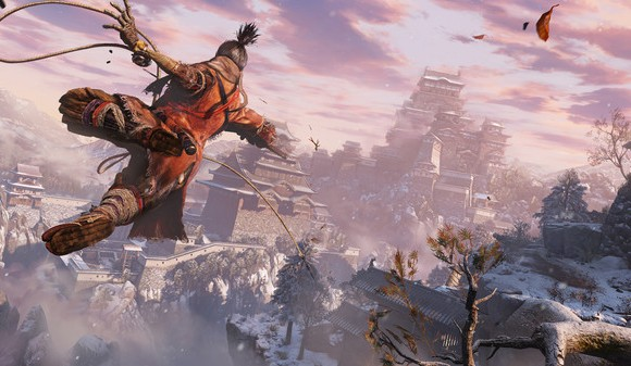Sekiro: Shadows Die Twice  - 4