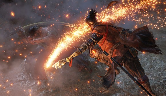 Sekiro: Shadows Die Twice  - 3