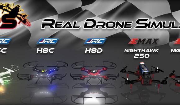 Real Drone Simulator Ekran Görüntüleri - 3