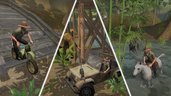 4x4 Safari: Evolution Ekran Görüntüleri - 1