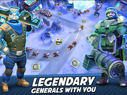 Tower Defense Generals TD Ekran Görüntüleri - 2