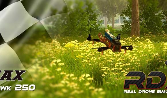 Real Drone Simulator Ekran Görüntüleri - 2