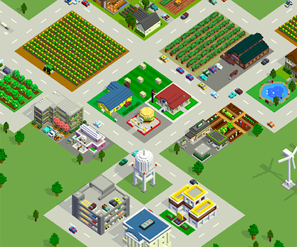 Bit City Ekran Görüntüleri - 2