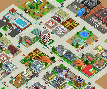 Bit City Ekran Görüntüleri - 1