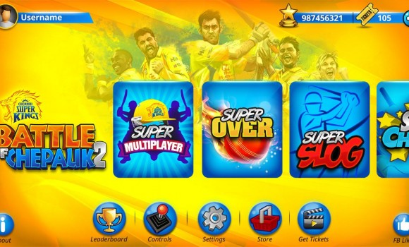 Chennai Super Kings Battle Of Chepauk 2 Ekran Görüntüleri - 1