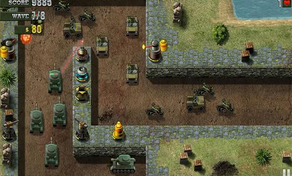 Defend The Bunker Ekran Görüntüleri - 1