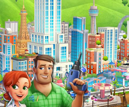 Dream City: Metropolis Ekran Görüntüleri - 1
