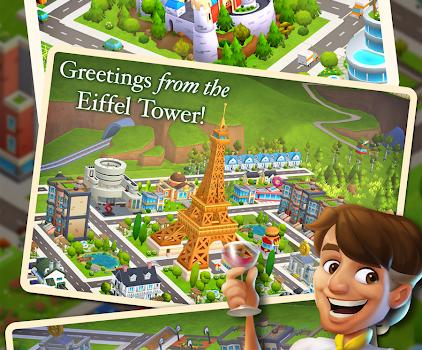 Dream City: Metropolis Ekran Görüntüleri - 2
