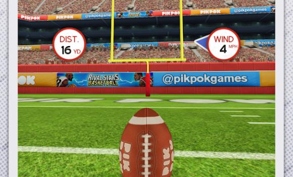 Flick Kick Field Goal Kickoff Ekran Görüntüleri - 3