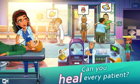 Heart's Medicine Doctor's Oath Ekran Görüntüleri - 2