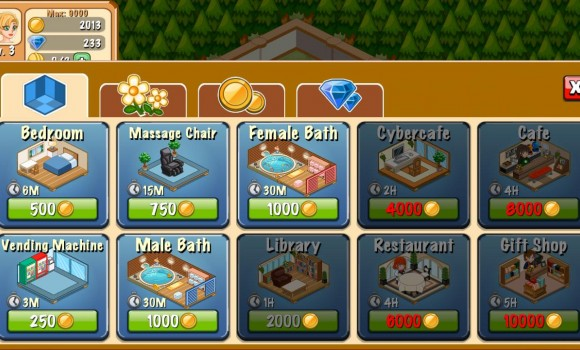 Hotel Story: Resort Simulation Ekran Görüntüleri - 3