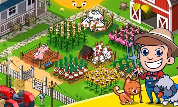Idle Farming Empire Ekran Görüntüleri - 1